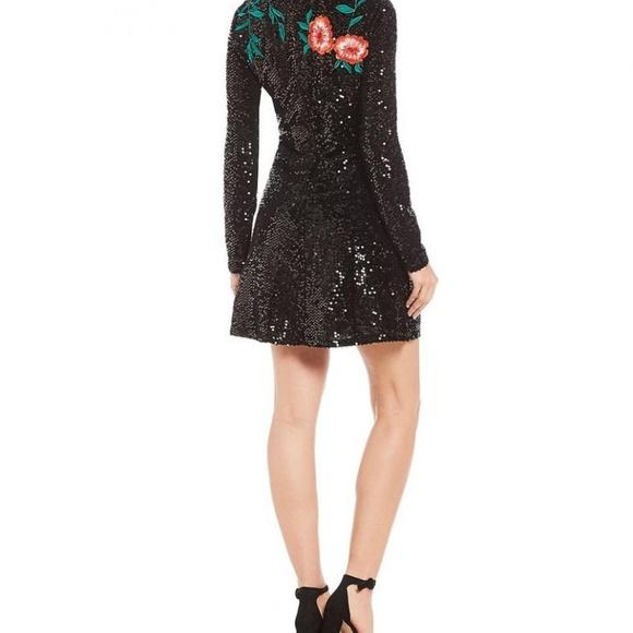 Gianni Bini Dresses & Skirts - 💥SEXY Gianni Bini Tallulah Embroidered Sequin